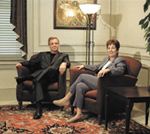 Ray Hansell and MarySue Lucci
